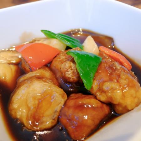簡単な甘酢あんかけの作り方!肉団子など人気レシピもご紹介!