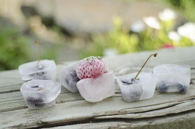 フルーツの冷凍保存!実は冷凍すると栄養価があがることが判明!!